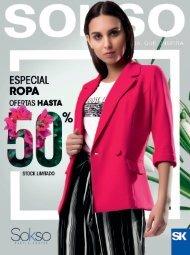Sokso - Especial Ropa 01 19