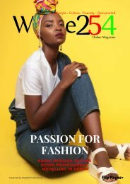 Passion for Fashion