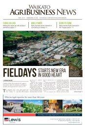 Waikato AgriBusiness News May 2019