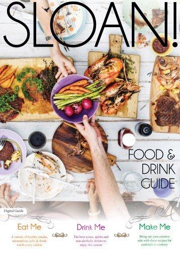 SLOAN! Food & Drink Guide