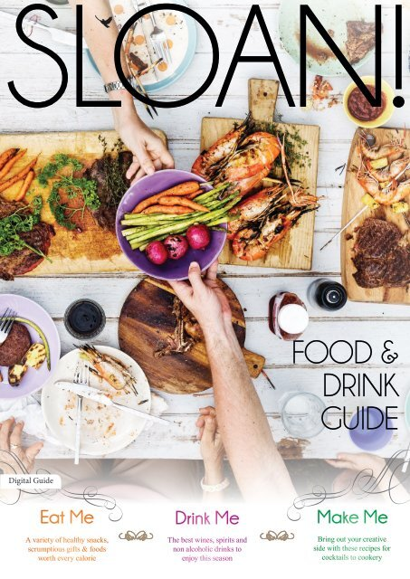 SLOAN  Food and Drink 2019