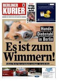 Berliner Kurier 02.06.2019