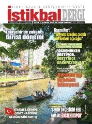 İstikbal Dergi 2019 Mayıs Sayısı