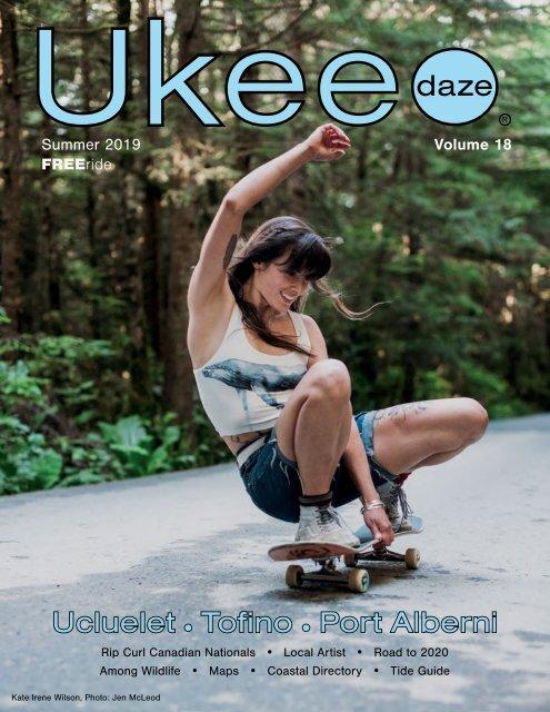 Ukeedaze Magazine - Volume 18 (Summer 2019)