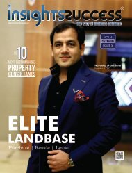 The 10 Most Recommended Property Consultants