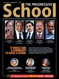 The Progressive School Vol 01 Issue 02