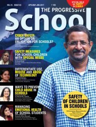 The Progressive School Vol 01 Issue 03