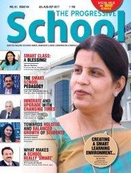 The Progressive School Vol 01 Issue 04