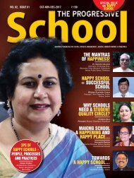 The Progressive School Vol 02 Issue 01