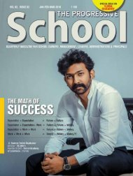 The Progressive School Vol 02 Issue 02