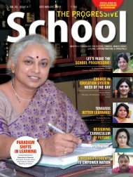 The Progressive School Vol 03 Issue 01