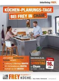 Interliving FREY - Küchen-Planungs-Tage in Cham