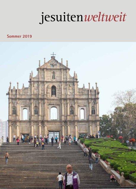 Magazin weltweit - Sommer 2019