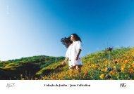 Apresentação Coleção - Junho - Tecidos , Malhas e Acessórios - WTG