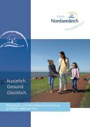 Klinikprospekt Klinik Nordseedeich 06-19