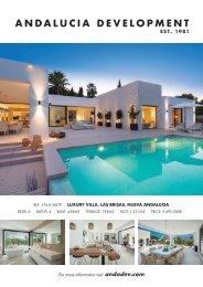Andalucia Development Summer 43 - 2019