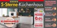 5-Sterne-Küchenhaus