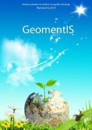 Revista GeomentIS 2019