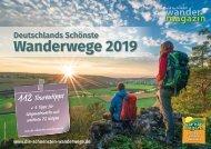 Deutschlands Schönste Wanderwege 2019