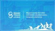 SUHANJ! Fitness Fejlesztés 2019 High Res