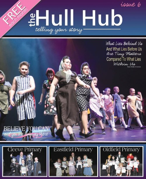 The Hull Hub - Issue 6