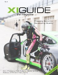 XiGuide 2019 - the magazine