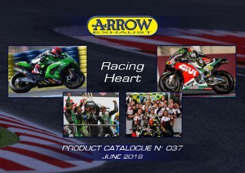 Arrow Product Catalogue n 037 - June 2019