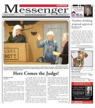 Southwest Messenger - June 2nd, 2019
