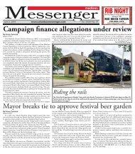 Madison Messenger - June 2nd, 2019