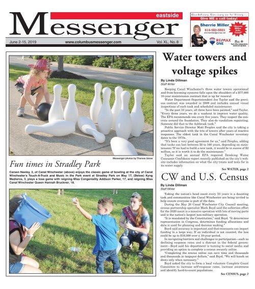 Eastside Messenger - June 2nd, 2019