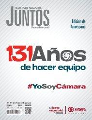 Juntos Gaceta Mercantil - Junio 2019