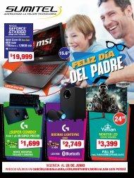 Suplemento Gamer, precios vigentes hasta el 28 de Junio de 2019