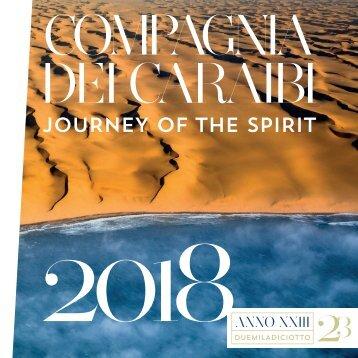 Catalogo Compagnia dei Caraibi 2018