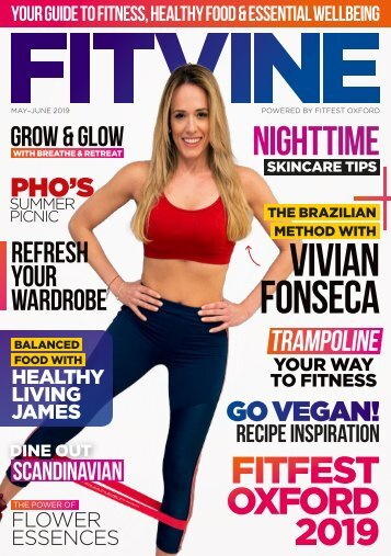 FITVINE MAG - MAY/JUNE 2019
