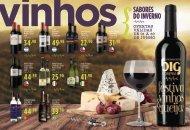 Tabloide Queijos e Vinhos