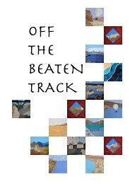 Off The Beaten Track catalogue