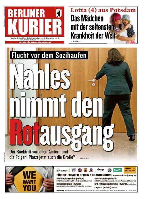 Berliner Kurier 03.06.2019