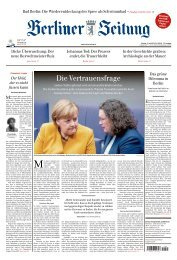 Berliner Zeitung 03.06.2019