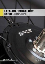 Katalog produktów Rapid 2018-2019