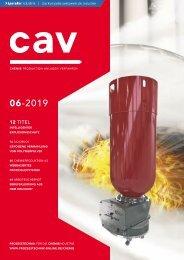 cav – Prozesstechnik für die Chemieindustrie 06.2019