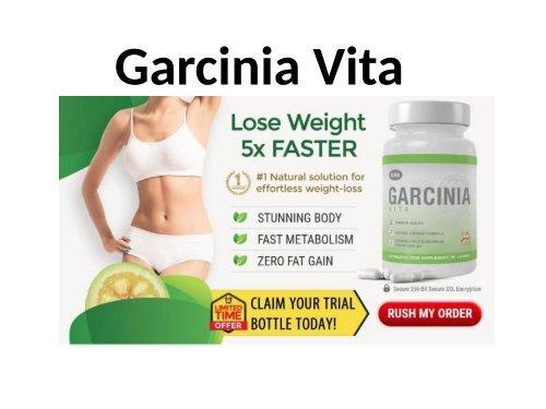 Garcinia Vita PDF