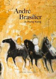 André Brasilier in Hong Kong