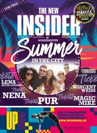 THE NEW INSIDER  No. II