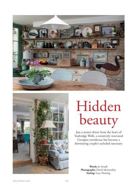 Surrey Homes | SH56 | June 2019 | Kitchen & Bathroom supplement inside