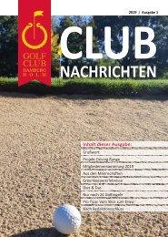 GCHH - Clubnachrichten 2019