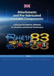 Rhein83 Katalog engl.