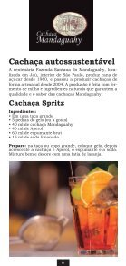 Guia de Bolso Melhores Bebidas, Melhores Drinques - Page 6