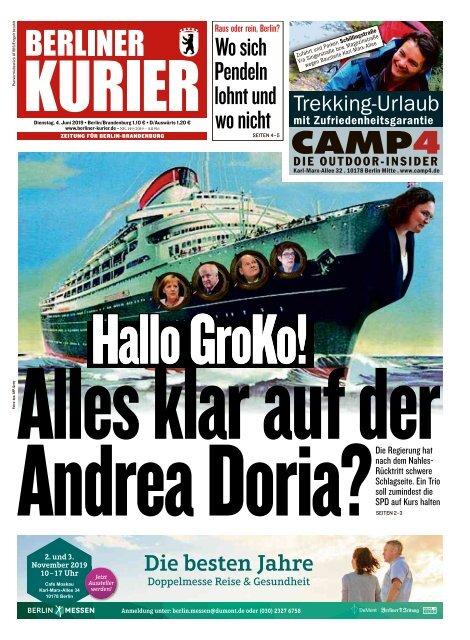 Berliner Kurier 04.06.2019