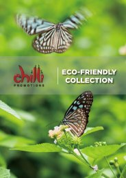 Eco-friendly Promotional Products & Merchandise