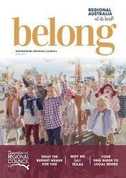 Belong Magazine June 2019